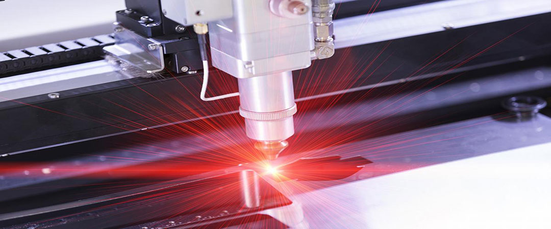 What are the processes of laser cutting?